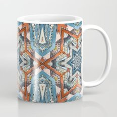 Abstract Geometric Structures Mug