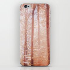 into the woods 14 iPhone & iPod Skin