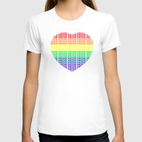 pride T-shirts featuring Pride by Tony Vazquez