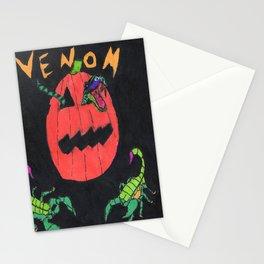 """""""Venom"""" Stationery Cards"""