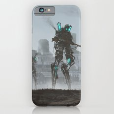 1920 - dark infantry iPhone 6 Slim Case
