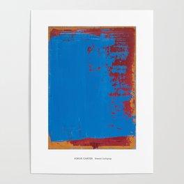Simon Carter Painting Sweet Lolipop Poster
