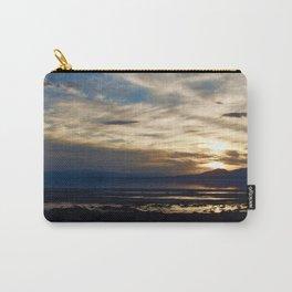 Sunset Salton Sea Carry-All Pouch