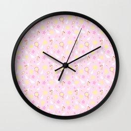 Card Captor Sakura Wall Clock