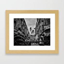 Dear Kolkata Framed Art Print