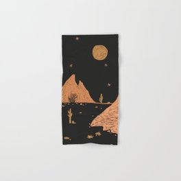 A Night in the Desert Hand & Bath Towel