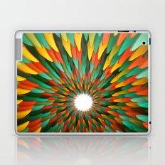 Tropical Tunnel Laptop & iPad Skin