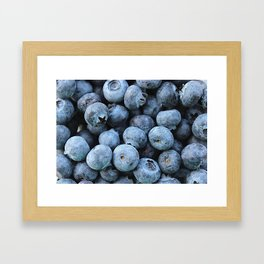 Breakfast Blues Framed Art Print