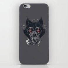 Hungry like the Wolf! iPhone & iPod Skin