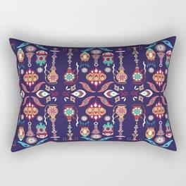 Pieces of Morocco Rectangular Pillow