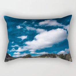 Cloudscape Rectangular Pillow