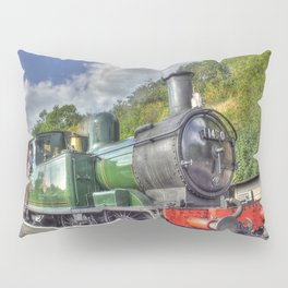Steam Train at Bewdley Pillow Sham