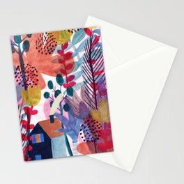 magic land Stationery Cards