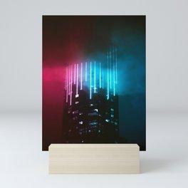 Skyline Building Life Mini Art Print