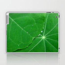 Nasturtium Dew Laptop & iPad Skin