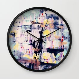 Painting No. 2 Wall Clock