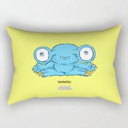 Bluemungus Rectangular Pillow