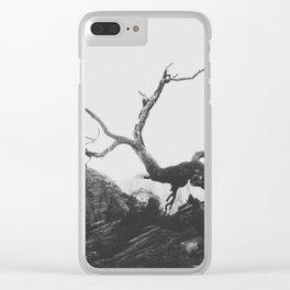 ZION II / Utah Clear iPhone Case