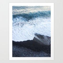 Liguria Sea Art Print