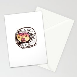 Astronautical Stationery Cards