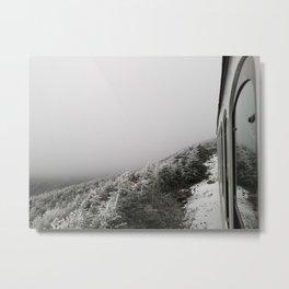 Quiet Stills Metal Print