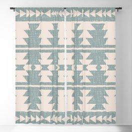 Southwestern Pattern 127 Blackout Curtain