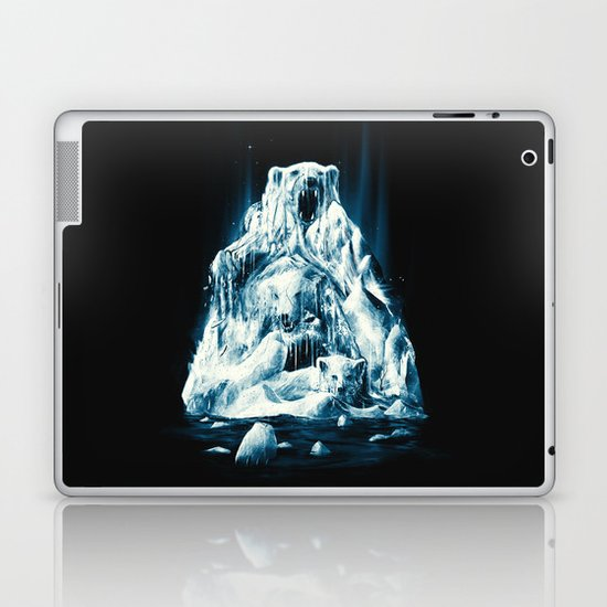 Melting Icebears Laptop & iPad Skin