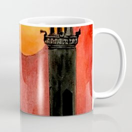 UAE Sunset Coffee Mug