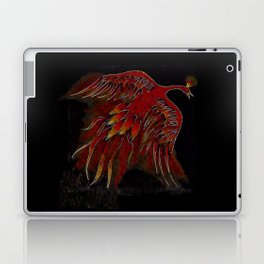 Creature of Fire (The Firebird) Laptop & iPad Skin
