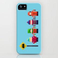 Bus Stop Slim Case iPhone (5, 5s)