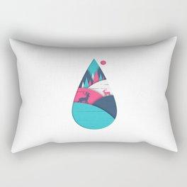 Tear Rectangular Pillow