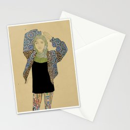 Mipster Stationery Cards