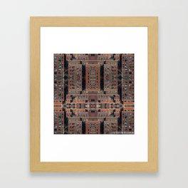New York City - Lower East Side Framed Art Print