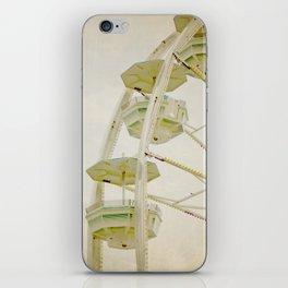 Set Yourself Free iPhone Skin