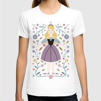 aurora T-shirts featuring Aurora by Carly Watts