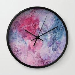 Strange visions 2 Wall Clock