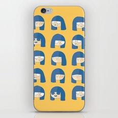 BinnyBoo iPhone & iPod Skin