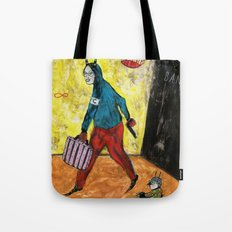 Recidiviste Tote Bag