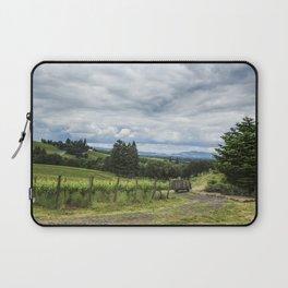 Growing Grapes Laptop Sleeve