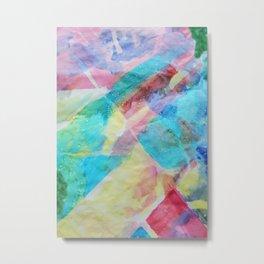 Salted Spring Metal Print