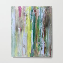 Abstract Painting #2 Metal Print
