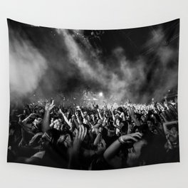 The Sound of Art Wall Tapestry