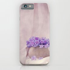 poeme de violet iPhone 6s Slim Case