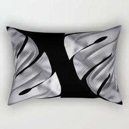 Silver blood Rectangular Pillow
