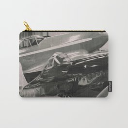 Vintage planes Carry-All Pouch