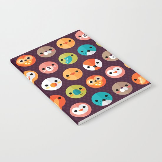 SMILEY FACES Notebook
