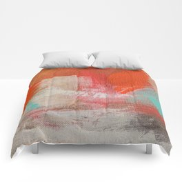 Fire on the Water Comforters