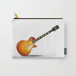 Cherry Sunburst Guitar Carry-All Pouch