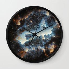 Nebula NGC 5189 Wall Clock