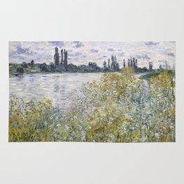 Île aux Fleurs near Vétheuil Rug